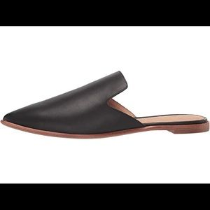 Madewell NEW The Gemma Mule in leather sz8